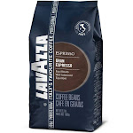 Lavazza Grand Espresso Whole Coffee Beans - 2.2 lbs - Single | By Supermarket Italy