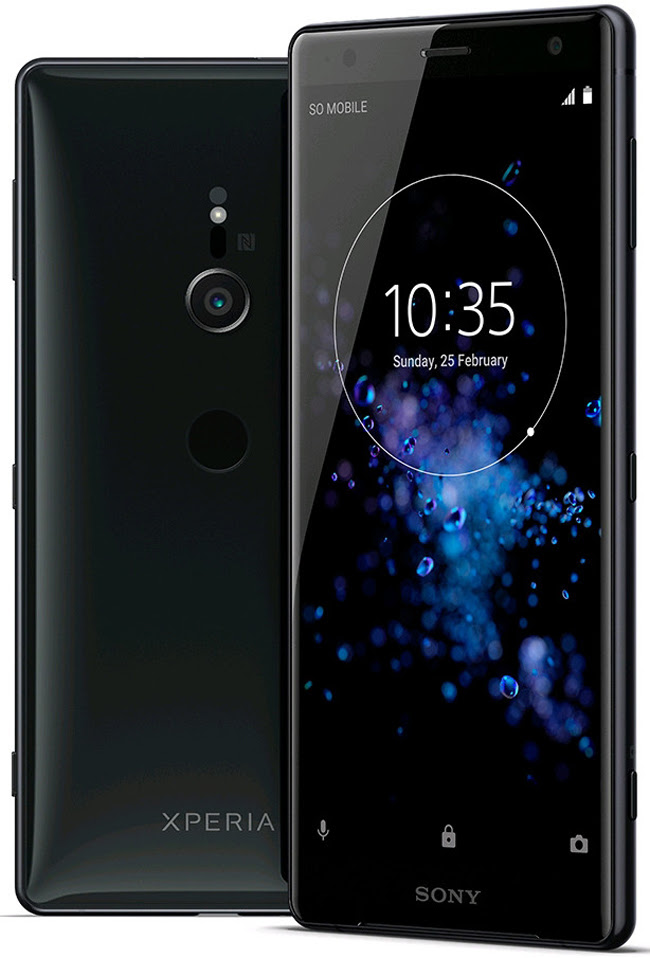 Sony Xperia XZ2 Compact User Guide Manual Tips Tricks Download