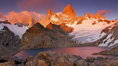 Park mount patagonia los glaciares fitz roy wallpaper