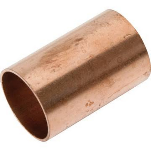 Nibco Copper Coupling Package of 10, 1/2