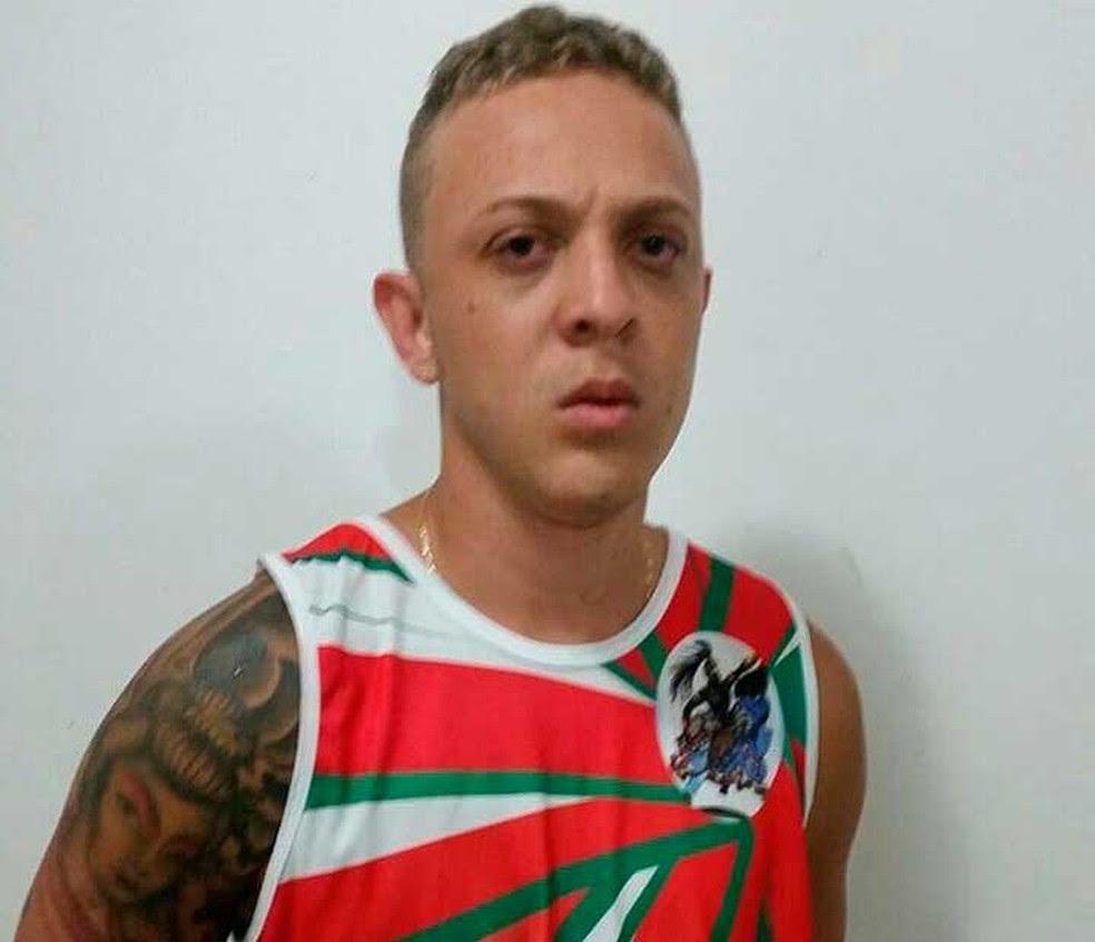Integrante do Baralho do Crime morre em confronto com a polícia em condomínio de luxo na Bahia (Foto: Divulgação/SSP)