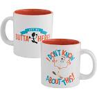 Toy Story 4 Forky Outta Here 20 oz. Ceramic Mug