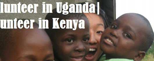 For OrganizationsVolunteer Abroad in Africa (Uganda & Kenya)