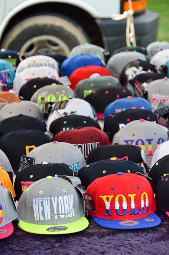 Big Butler Fair YOLO Hats