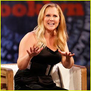 Amy Schumer Talks 'Really Cool' Weight Gain & Twitter Trolls on 'Jimmy Kimmel Live' - Watch Here!