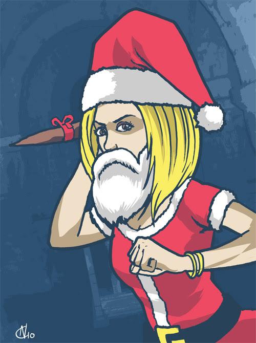 05 - Buffy Santa