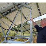 Fontangy | Fontangy : Ils sont autonomes en énergie électrique grâce au traqueur solaire