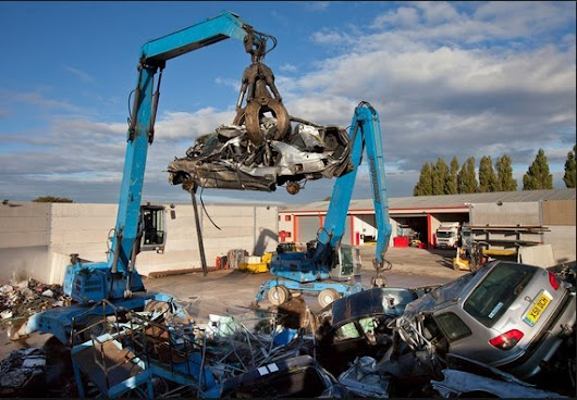 Recycling Scrap Cars In Worthing? Know How To Get The Right Value!