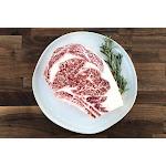 Fullblood Wagyu Beef Ribeye Steak (Bone-In) 16+ oz Ribsteak - Bone-In
