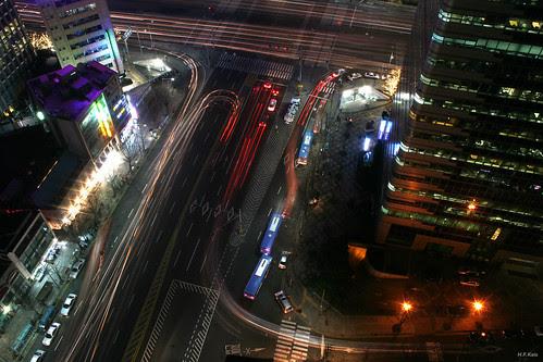 GwangHwaMun crossroad