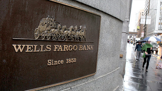 Top Fed official likens Wells Fargo fraud to mortgage crisis