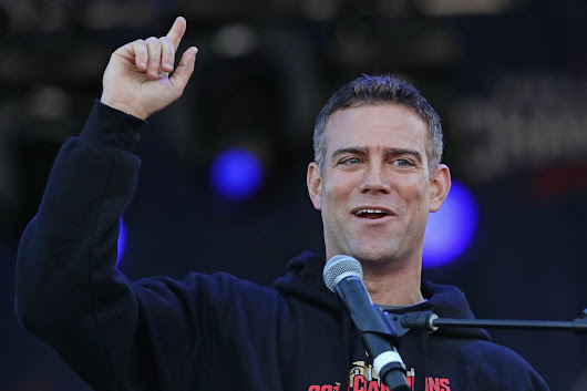 Fortune Magazine Says Theo Epstein Is 'World's No. 1 Leader'