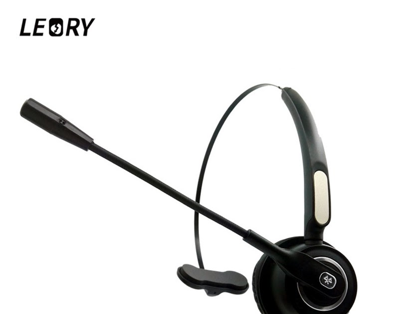 327092df370 ♡ Secrets LEORY BH520 Call Center Noise Cancelling Monaural Headset  Headphone with Mic with USB Plug Wireless Bluetooth Headphone bluetooth- headphones Look ...