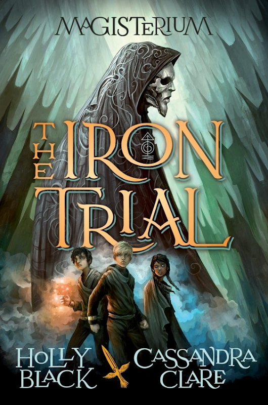 "Book Giveaway: Holly Black and Cassandra Clare's ""The Iron Trial"" 