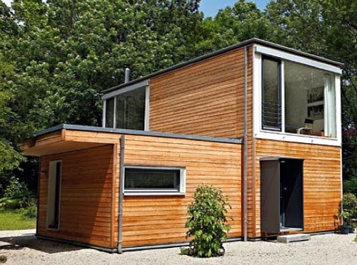 Casas de madera prefabricadas casa modulares chile - Casas prefabricadas cofitor ...