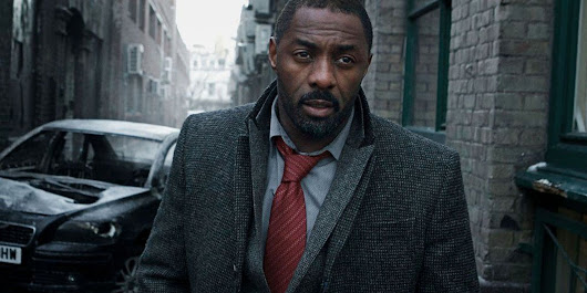 Get Your Coat! Idris Elba Confirms A New Series Of 'Luther' Is On Its Way