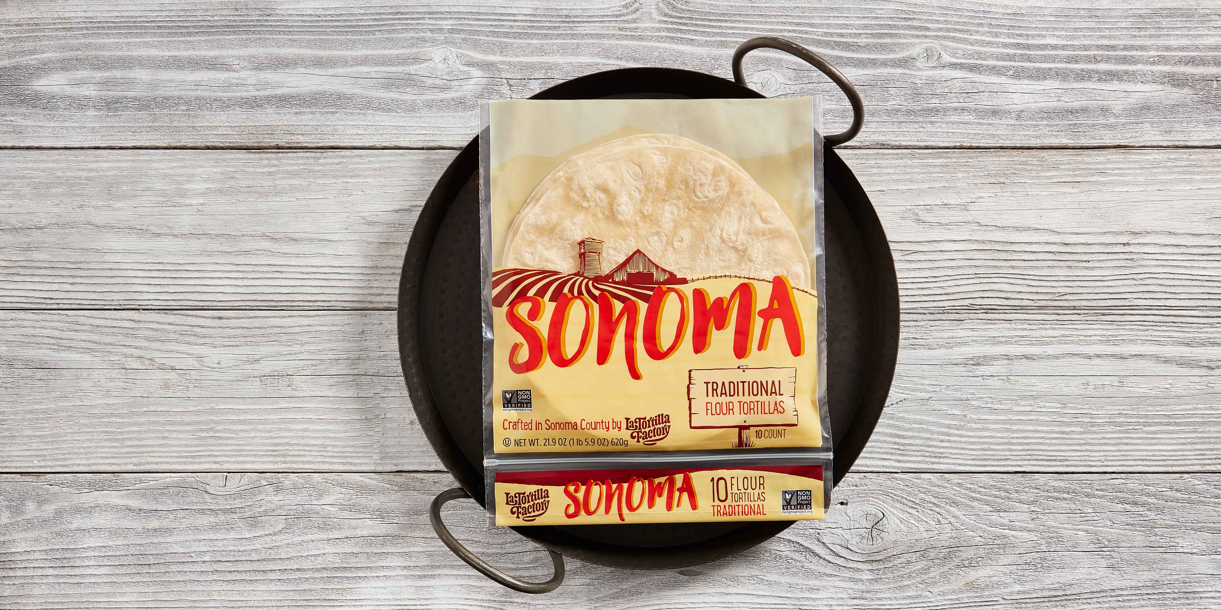Sonoma Non-GMO & Organic Wraps & Tortillas Archives - La ...