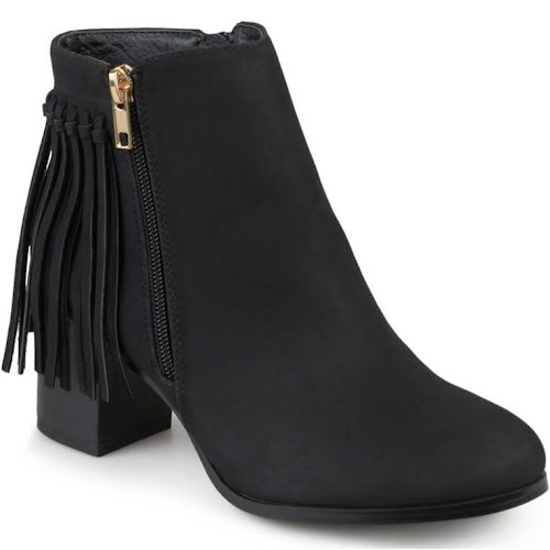 Journee Collection Viv Women's Ankle Boots Girl's
