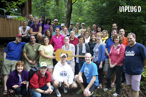 #unplugd12 Whole Group Shot