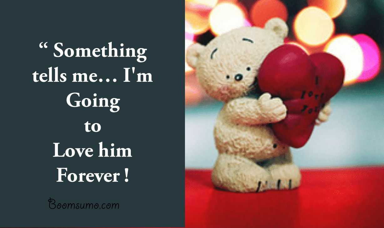 love life quotes I'm Going to Love Forever short love ...