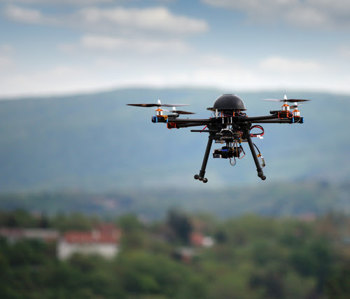 Are Drones a Good Idea for Real Estate Agent Business? - NewMark