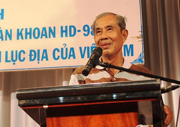Ông Võ Văn Thôn, cựu giám đốc Sở Tư Pháp thành phố Sài Gòn. (Hình: VTC)