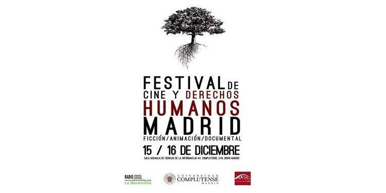 Resultado de imagen de festival de derechos humanos UCM; director