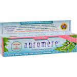 Auromere Ayurvedic Herbal Toothpaste, Cardamom-Fennel - 4.16 oz tube