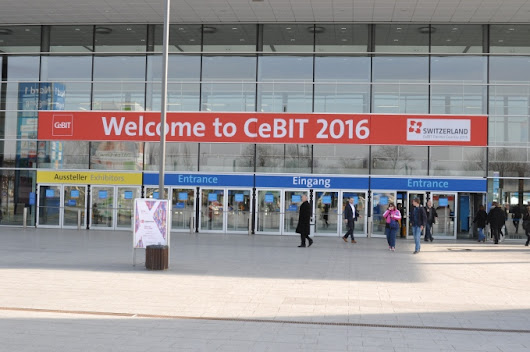 Wezom visited CeBIT 2016