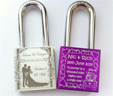 Engraved Padlocks   Love Locks from Engraved Padlocks are