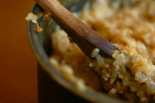 Recipe: Brown Rice Porridge with Roasted Blueberries - Integrative Cancer Answers