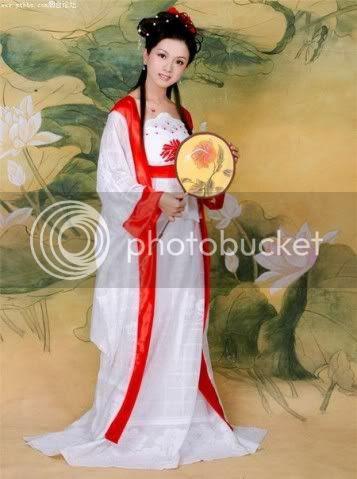 La cultura china trajes tipicos chinos for Menu cinese tipico