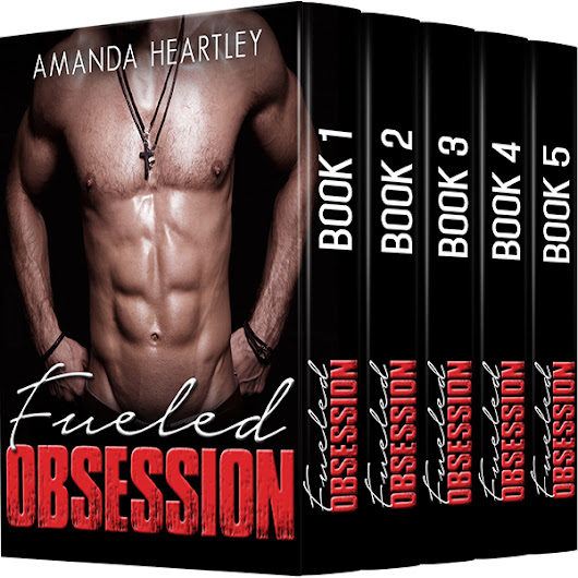 Fueled Obsession by Amanda Heartley