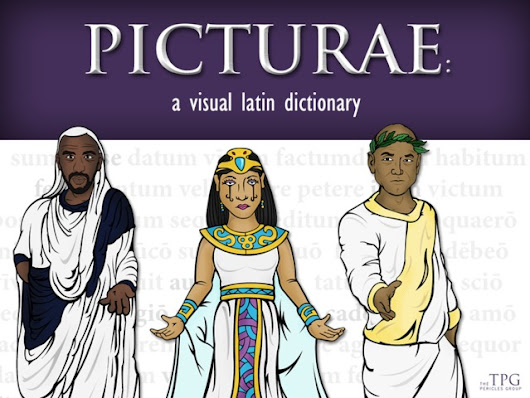 Picturae: A Visual Latin Dictionary