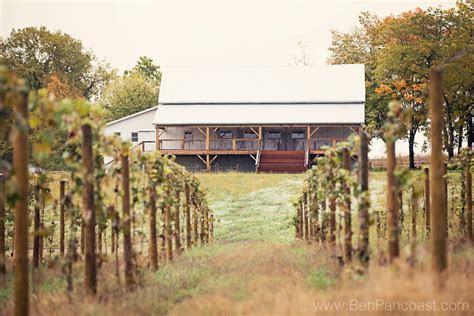 Hidden Vineyard Wedding Barn in Berrien Springs Mi