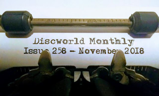 Discworld Monthly Issue 258