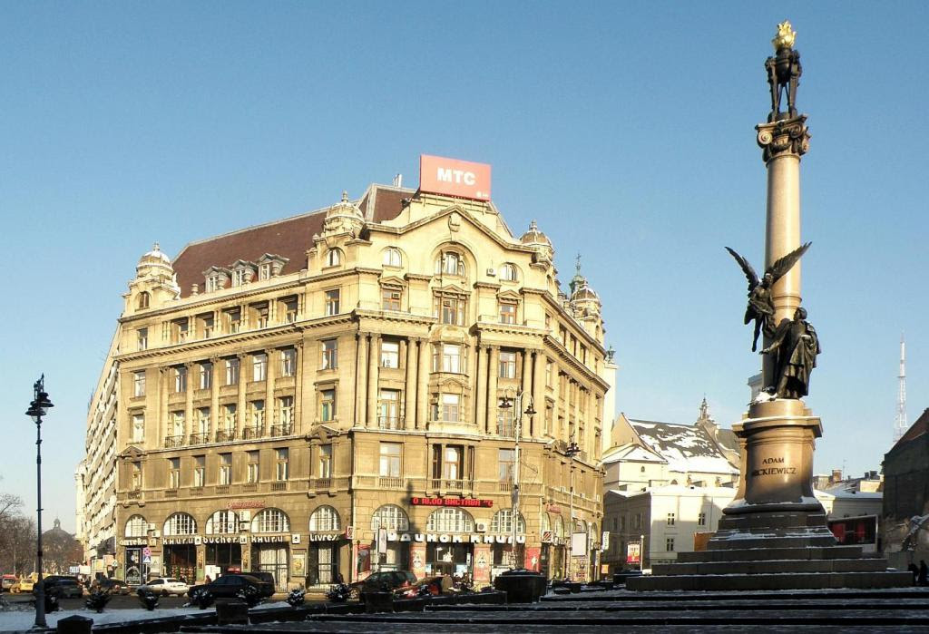 Monuments And Statues Of Lviv Walking Tour Lviv Ukraine