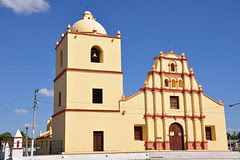 Leon, Nicaragua, Iglesia De San Juan Bautista de Subtiava