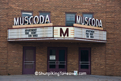 Muscoda Theater, Muscoda, Wisconsin