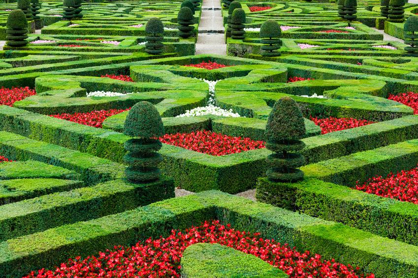 Les Spcificits Des Jardins De La Renaissance