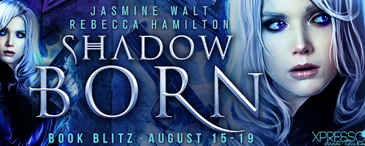 Shadow Born...First Book in a new Series! Plus giveaway time!!