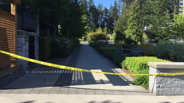 University RCMP say they arrested two men involved in a suspected break and enter and sexual assault on UBC campus in the early hours of Saturday, April 30, 2016.