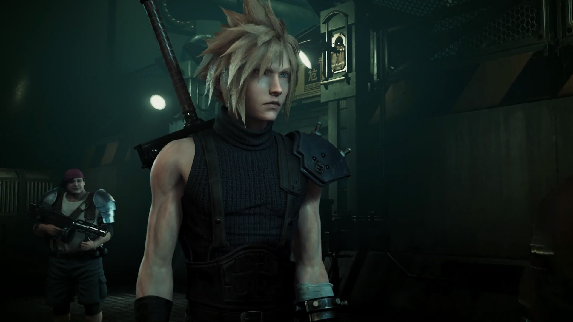 Ouch, Kingdom Hearts III and Final Fantasy VII remake to launch 'in the next three years or so' screenshot