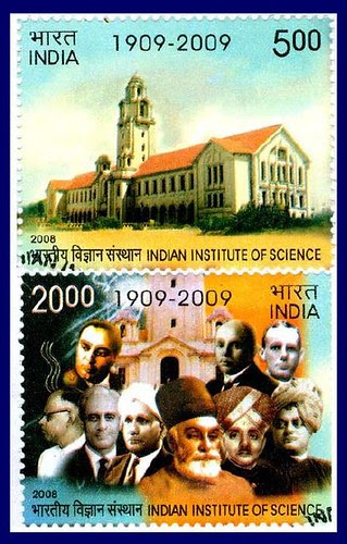 IISc-Stamps