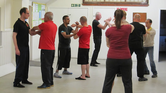 Can you 'internalise' your wing chun