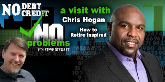 Don't Worry About Retirement, Be Inspired Instead - Interview with Chris Hogan