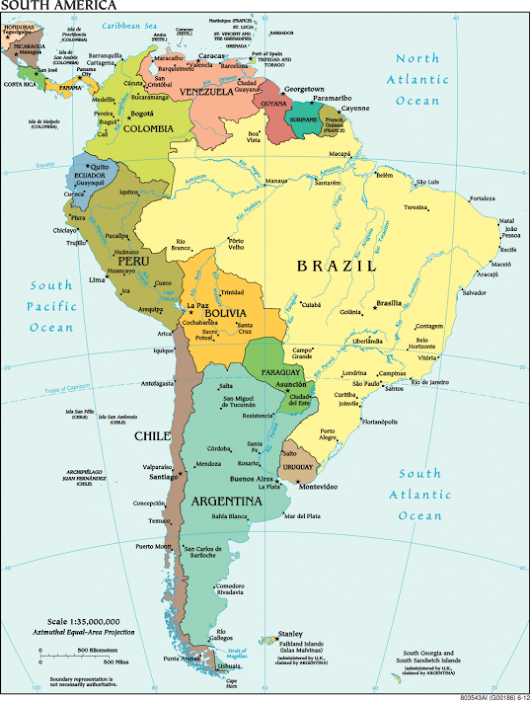 Essential Spanish Terms You Need to Travel South America | Listen & Learn AUS Blog