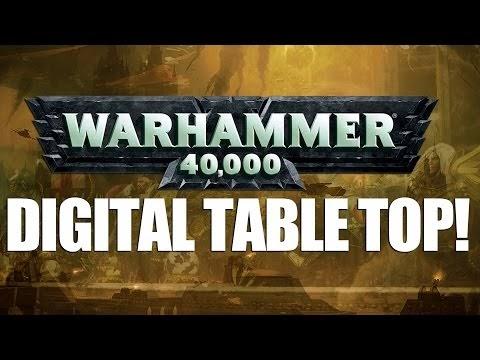 Warhammer 40,000 ► Digital Table Top!