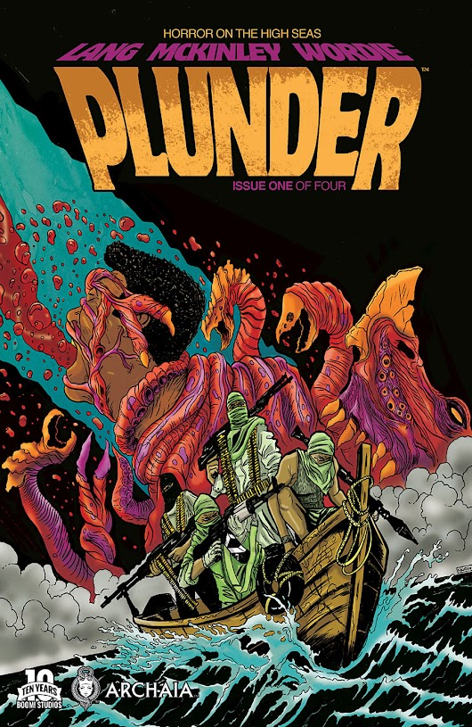 Plunder #1 preview (BOOM! Studios)