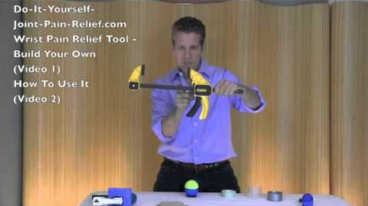Gary crowley google wrist pain relief tool build your own video 1 of 2 solutioingenieria Gallery